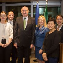 Consulate General of Ireland - Executive Support & Public Outreach Officer
