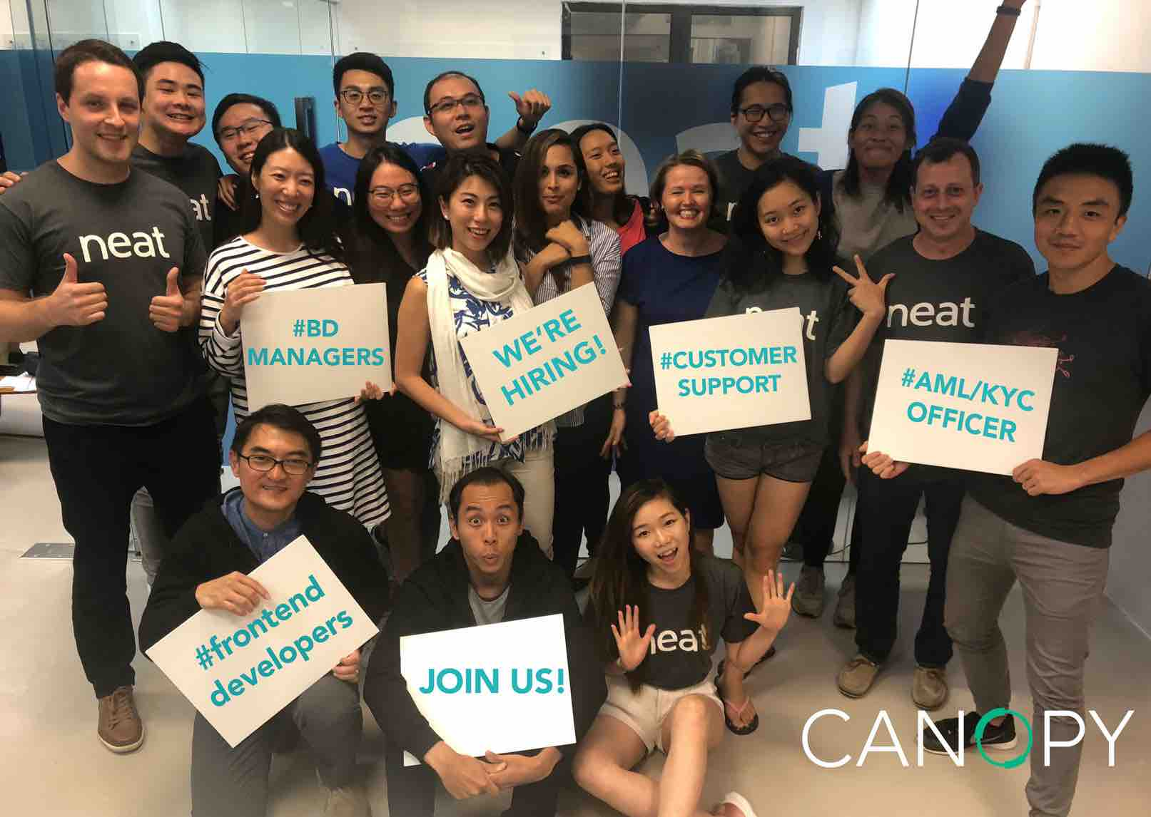 Neat (HK) - Summer Intern (Human Resources)