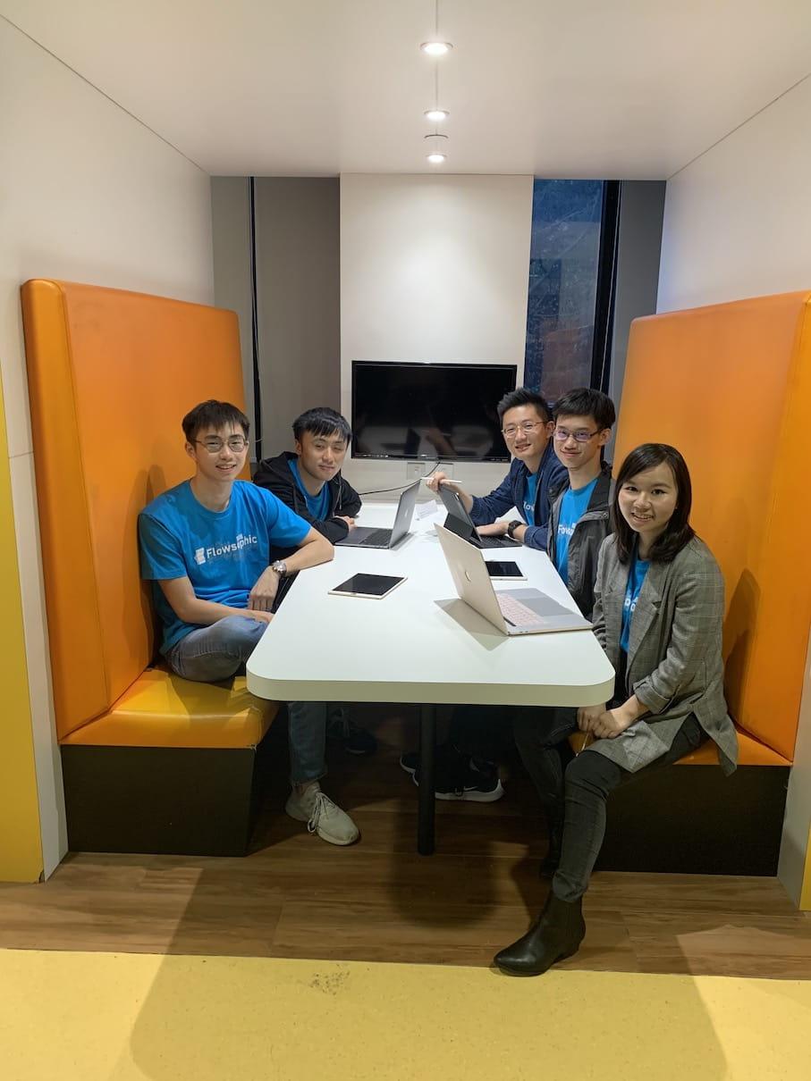 Flowsophic - Software Engineer Intern - Frontend Web Development Team