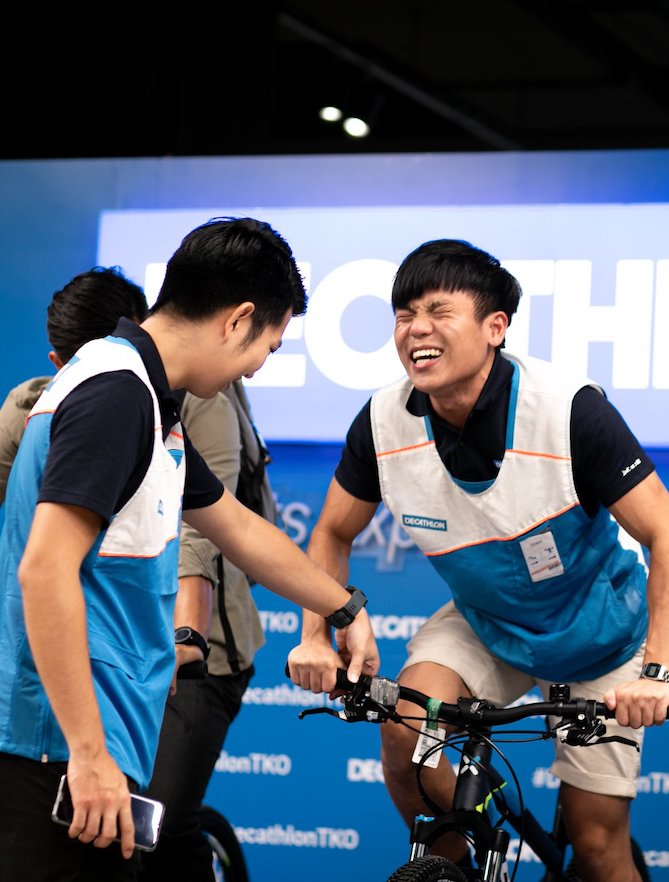 Decathlon - Sales Lead / Manager (Multiple Sports)