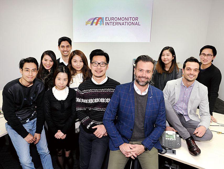 Euromonitor International - Business Development Executive (Corporates / FMCG)