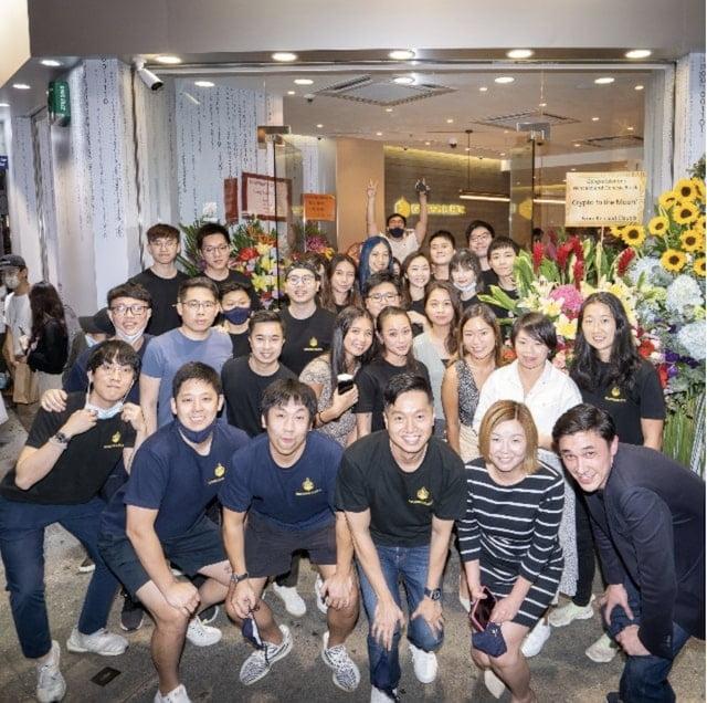 Genesis Block Limited (HK) - Social Media Manager