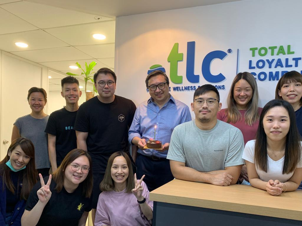 Total Loyalty Company (HK) - Communications/Content Manager