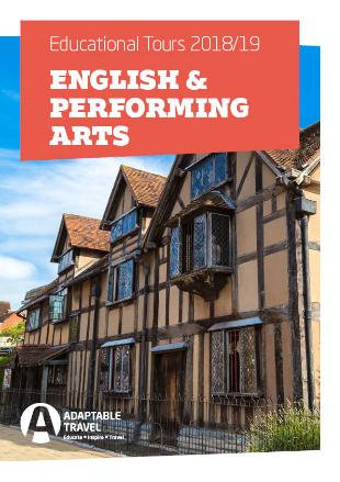 English & Performing Arts