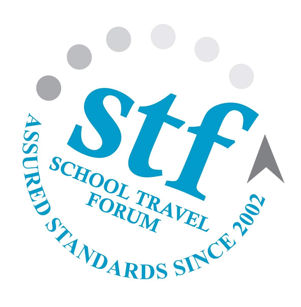 School Travel Forum logo