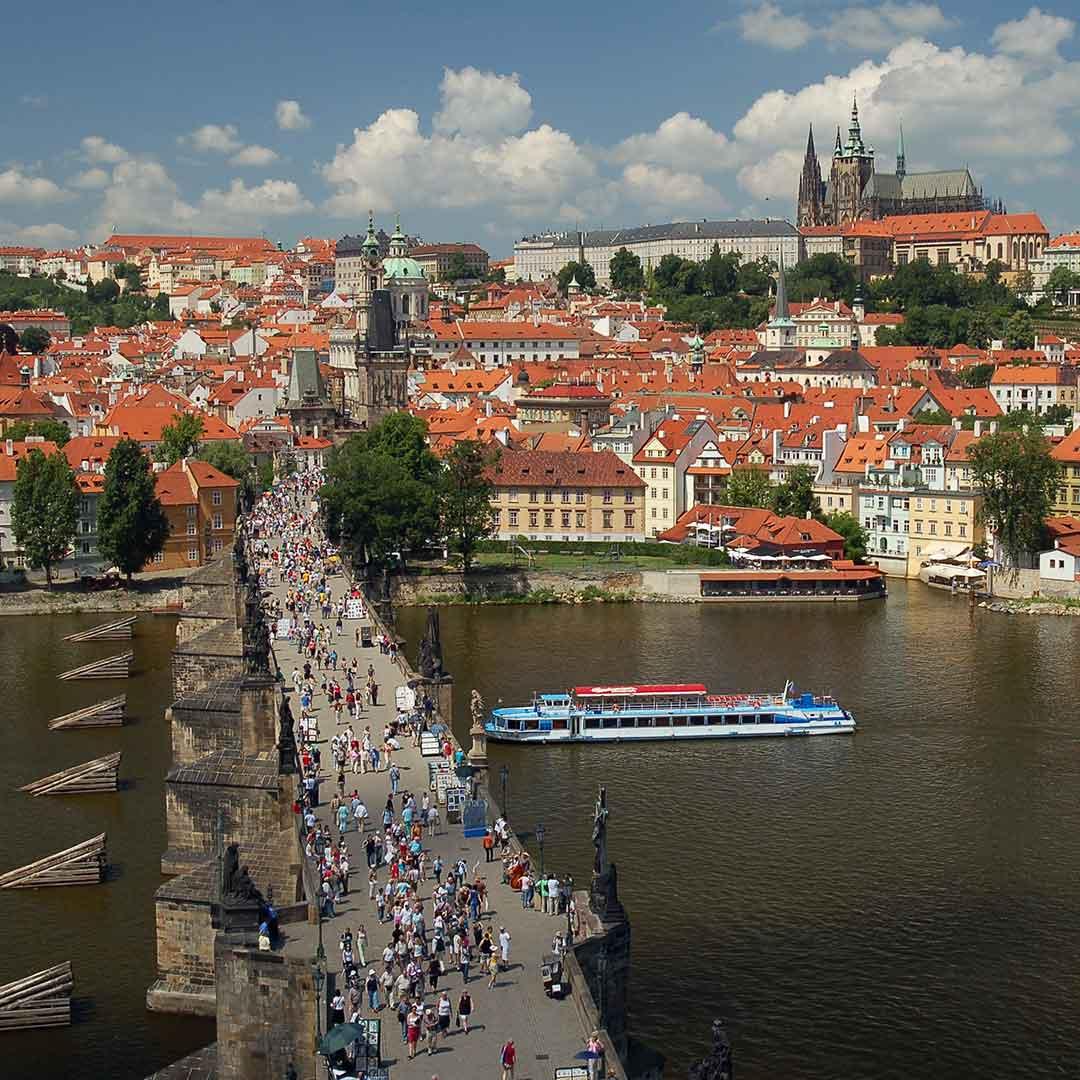 Incredible school trips to Prague