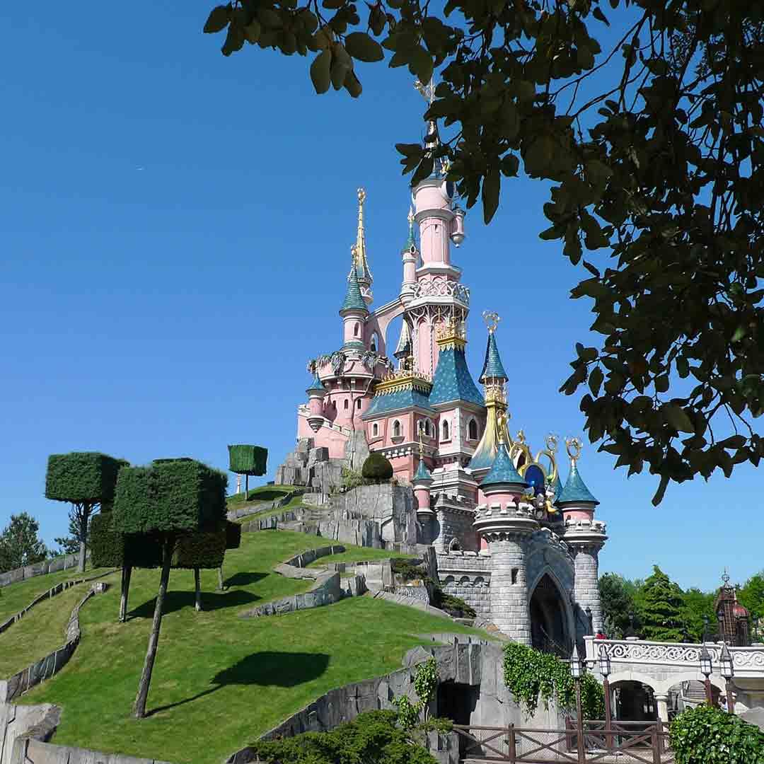 Paris & Disneyland Paris Study Trips