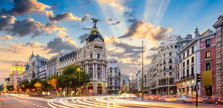 Madrid School Trips