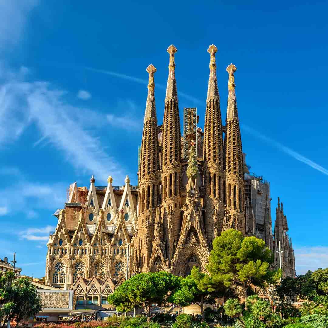 Barcelona Art & Design Study Trips