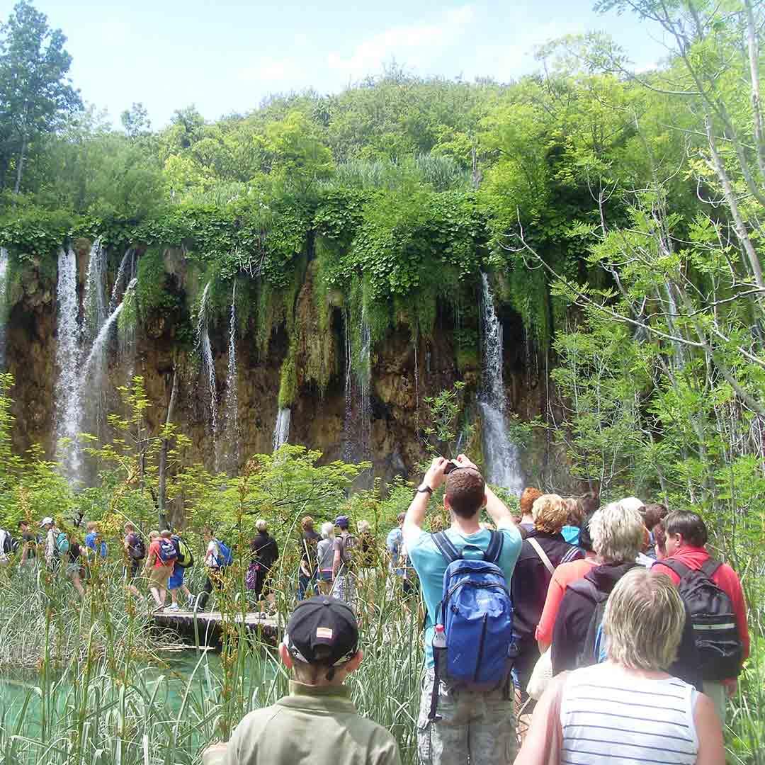 croatia educational visit