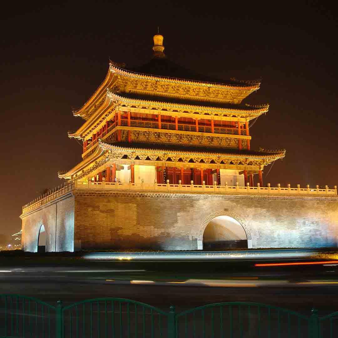 Xian educational tour