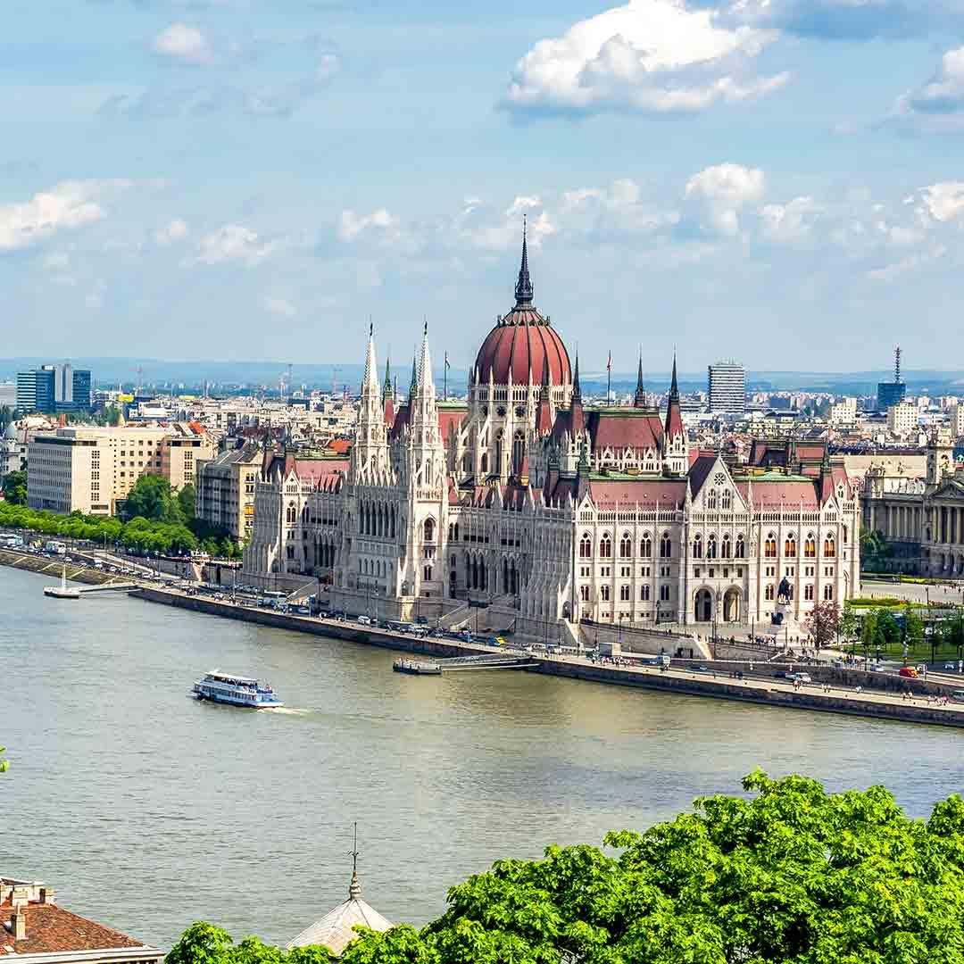 Budapest Art & Design Study Trips