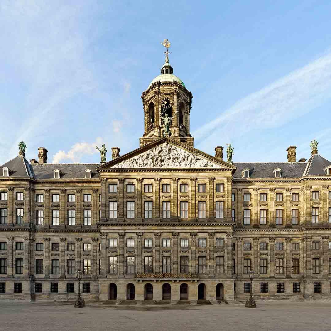 Palais op de Dam (Royal Palace)