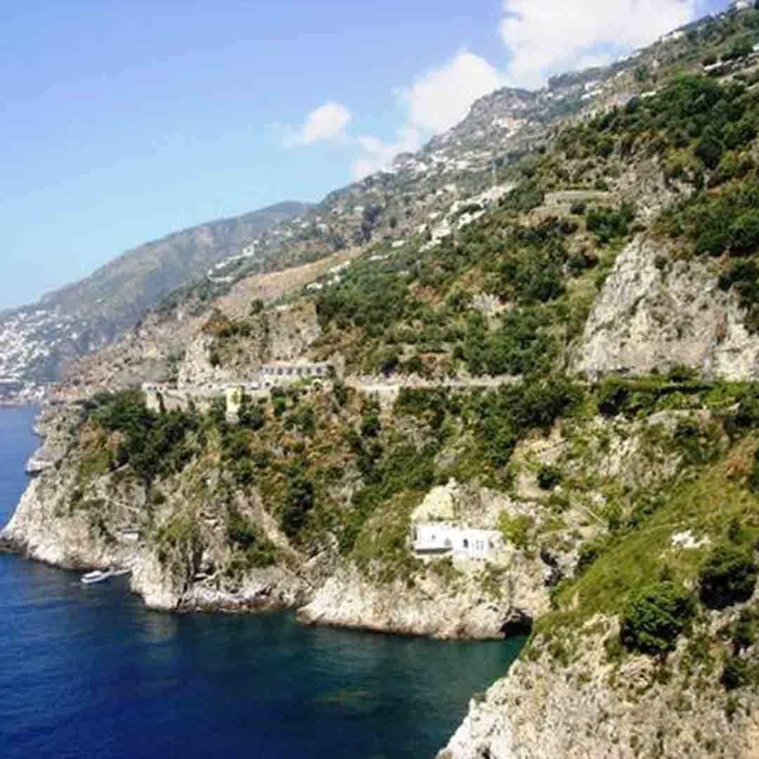 The Amalfi Coast - Coastal Road Drive