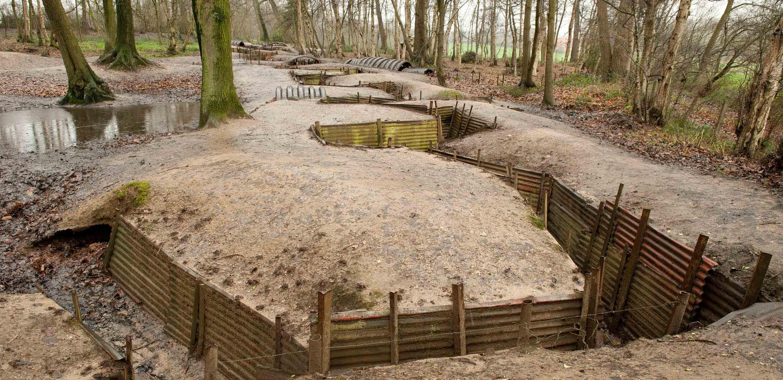Ypres & Somme: WW1 Battlefields School Trips