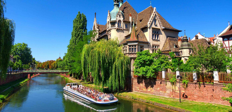 Strasbourg French Language Trips