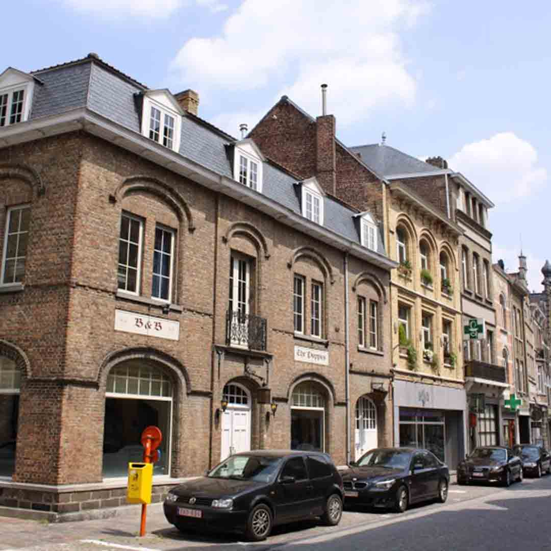 The Poppies Hotel 1&2 (Menin Gate Group)