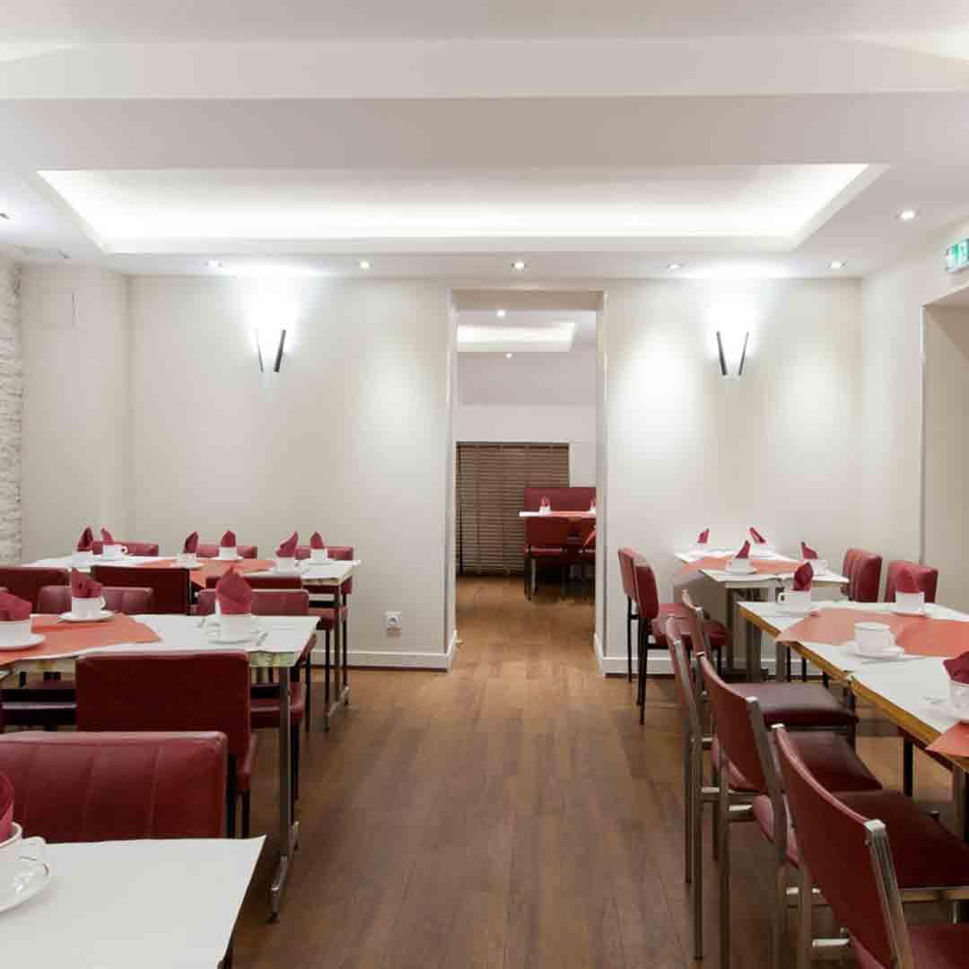 Hotel Ambassadeur Dining Room