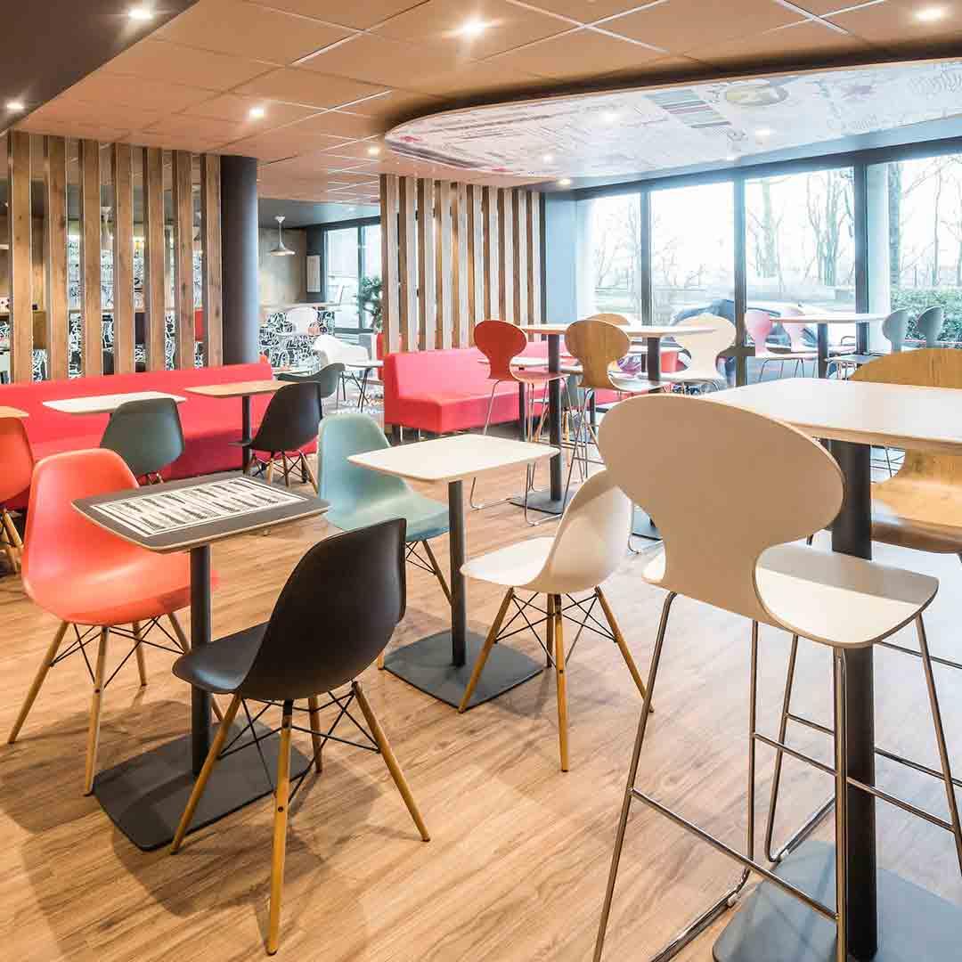 Hotel IBIS Rouen Dining Area