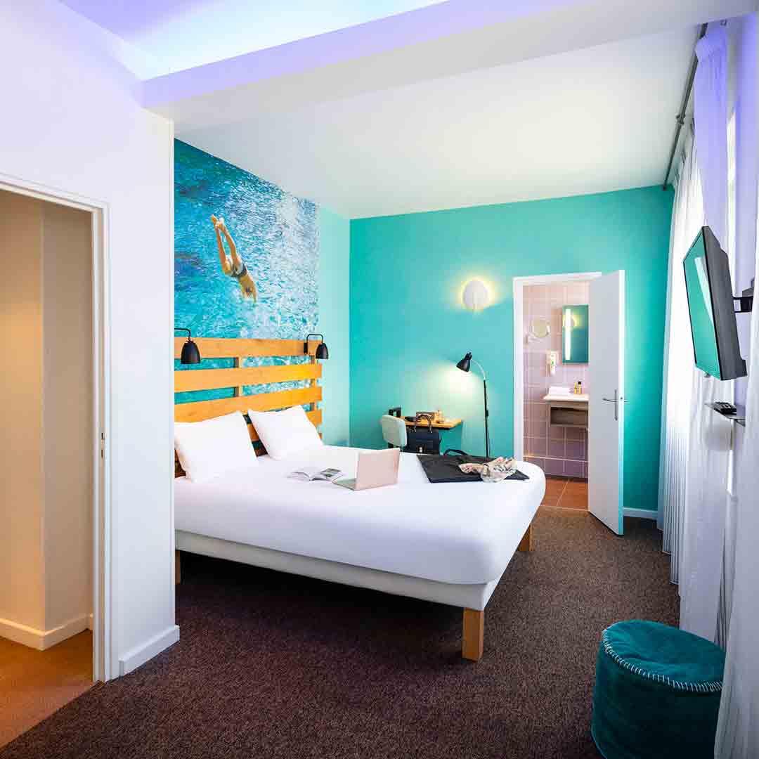 IBIS Styles Calais Double Room