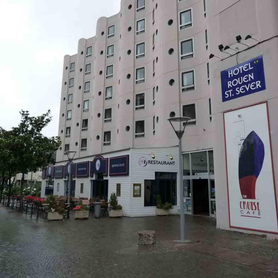 Hotel Rouen Saint-Sever