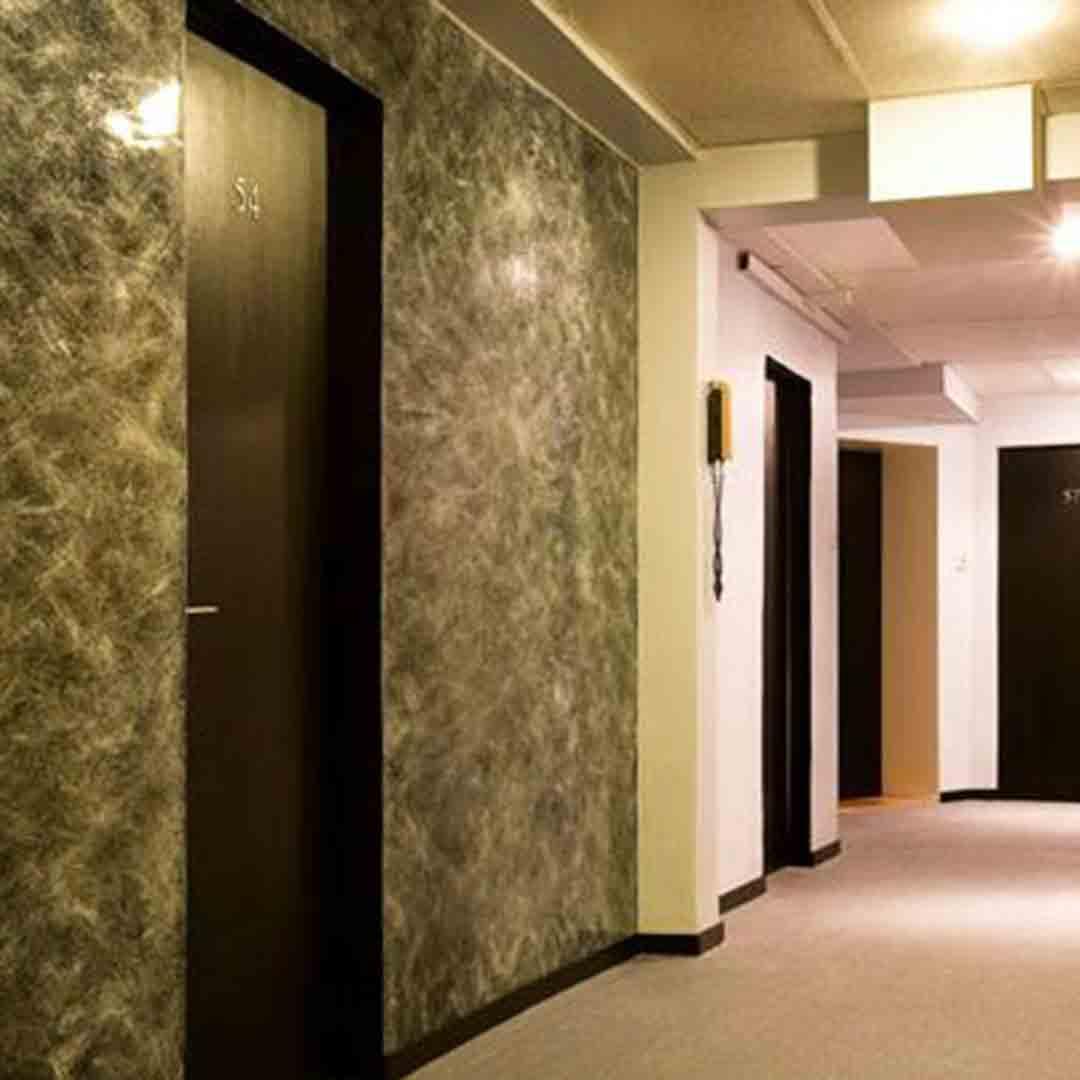Hotel Esplande Corridor