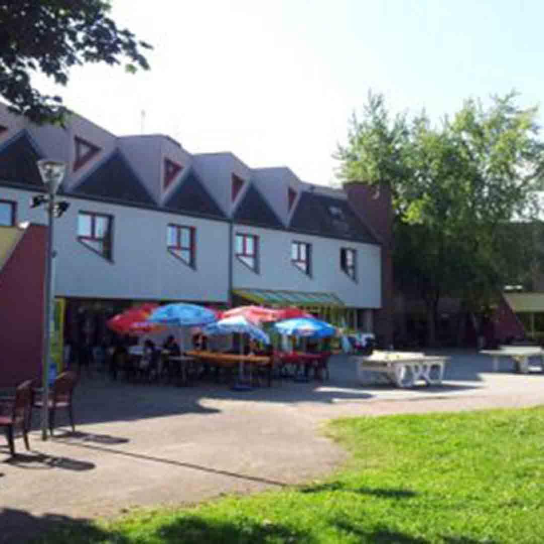 Auberge de Jeunesse HI Strasbourg