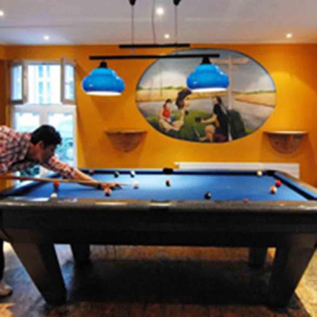 A&O Friedrichshain Berlin Games Room