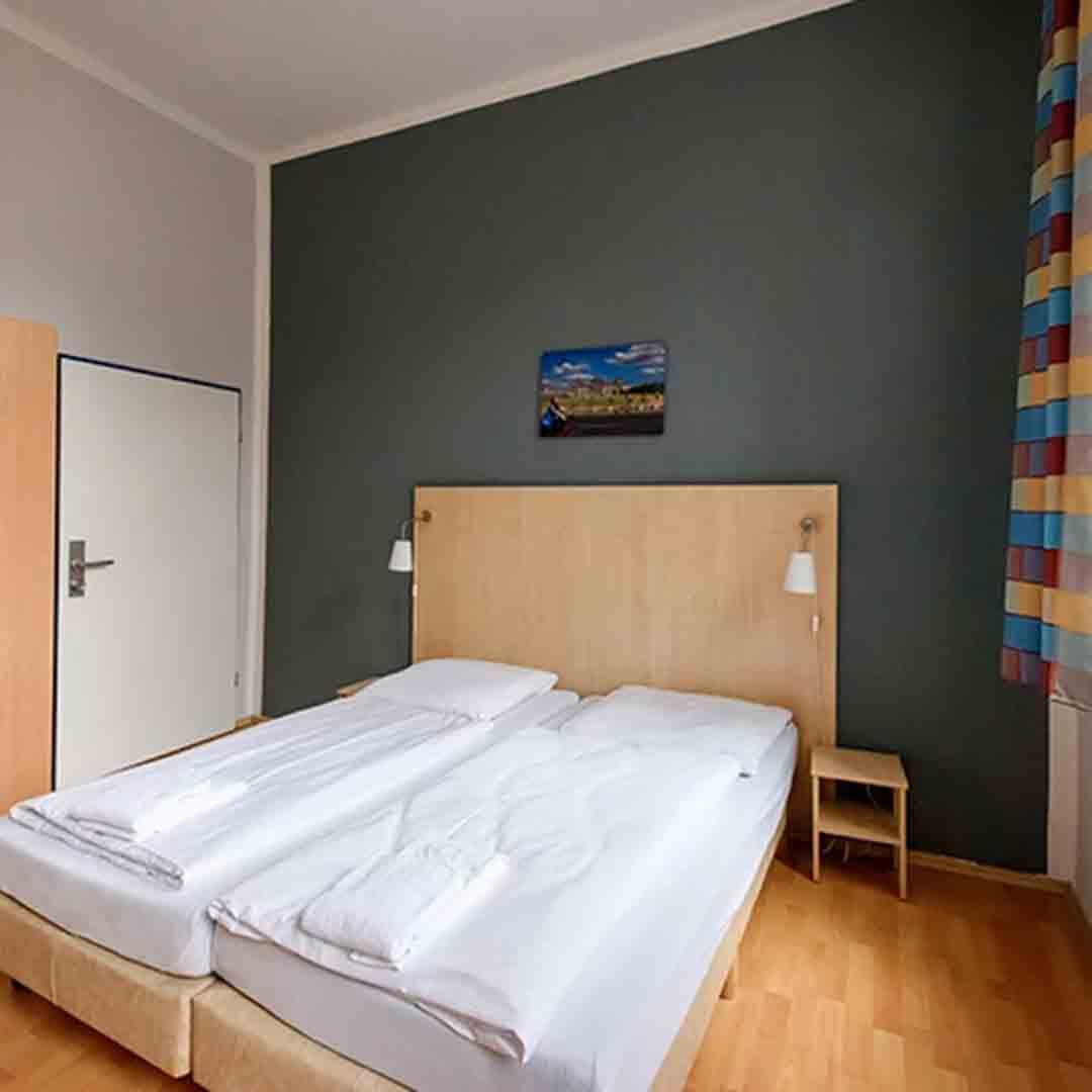 A&O Friedrichshain Berlin Room