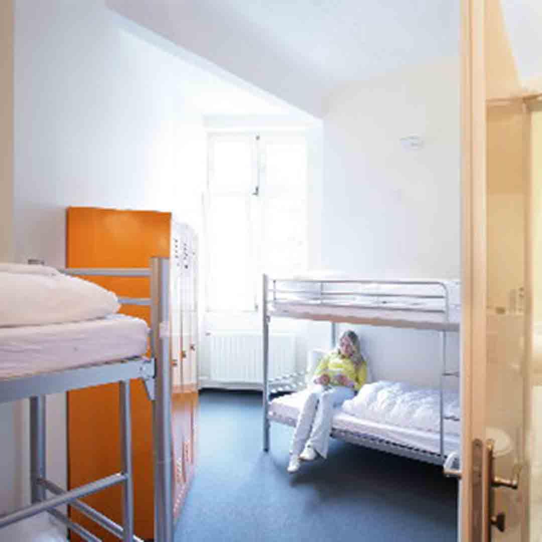 All In Hostel Berlin Dorm Room