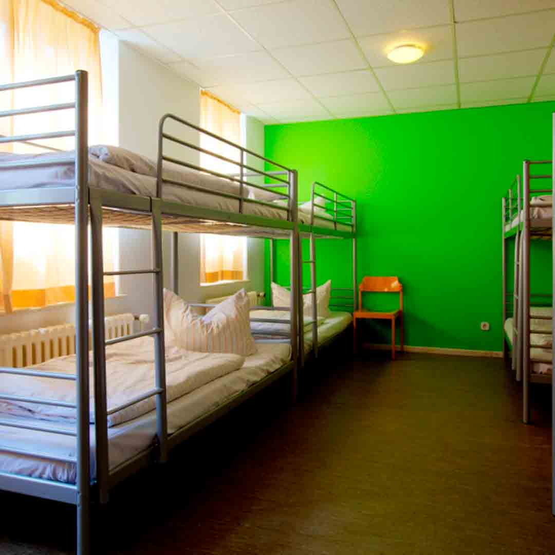 Amstel House Berlin Dorm Room 2
