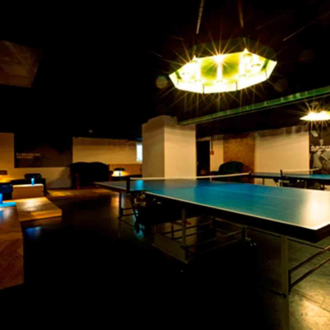 Amstel House Berlin Games Room