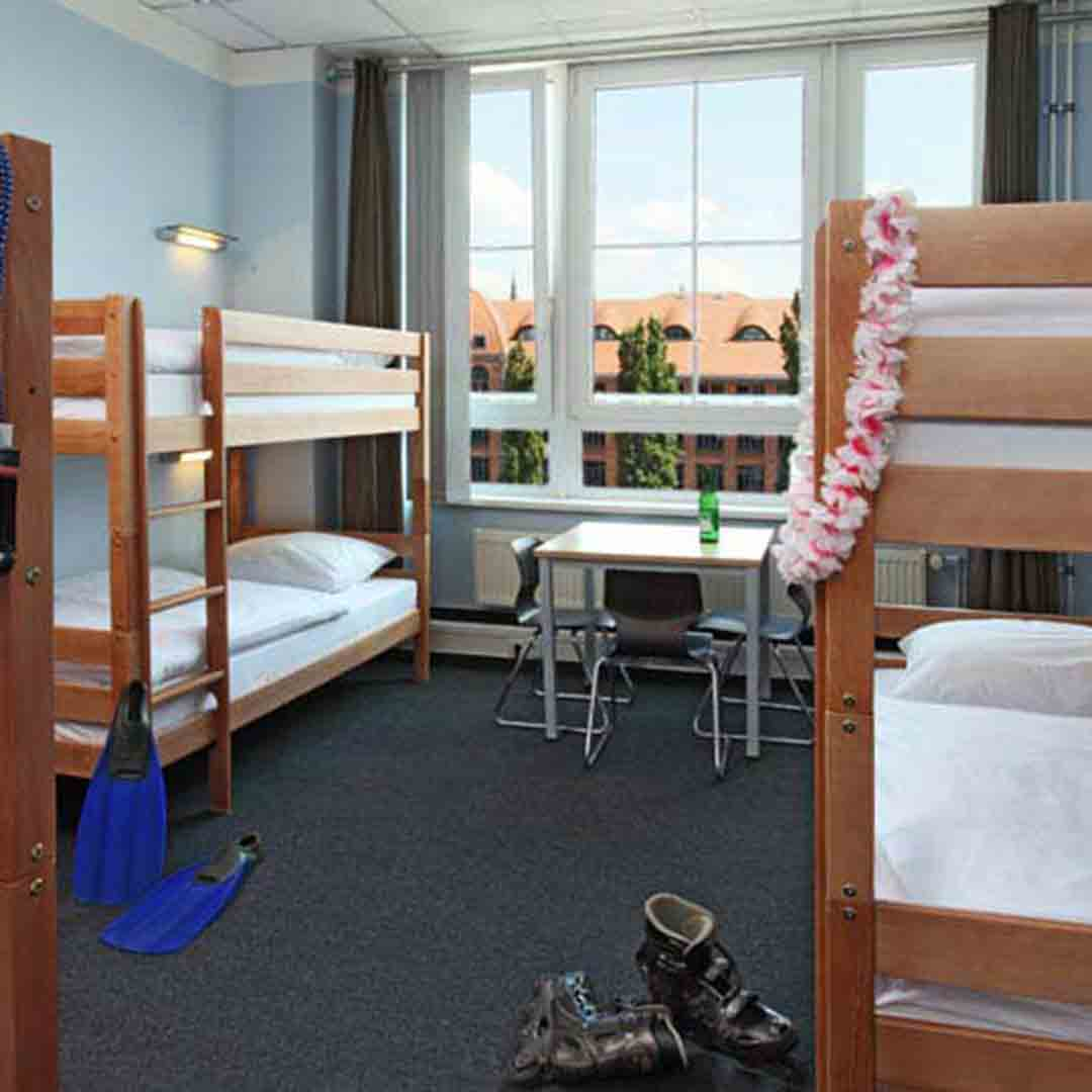 Industriepalast Hostel Dorm Room