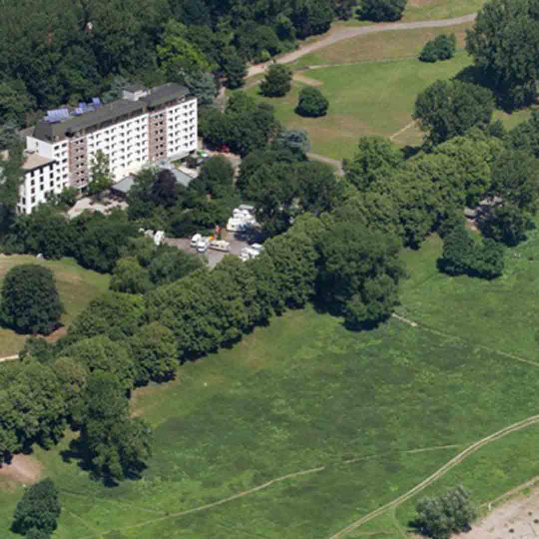 Koln Riehl Youth Hostel