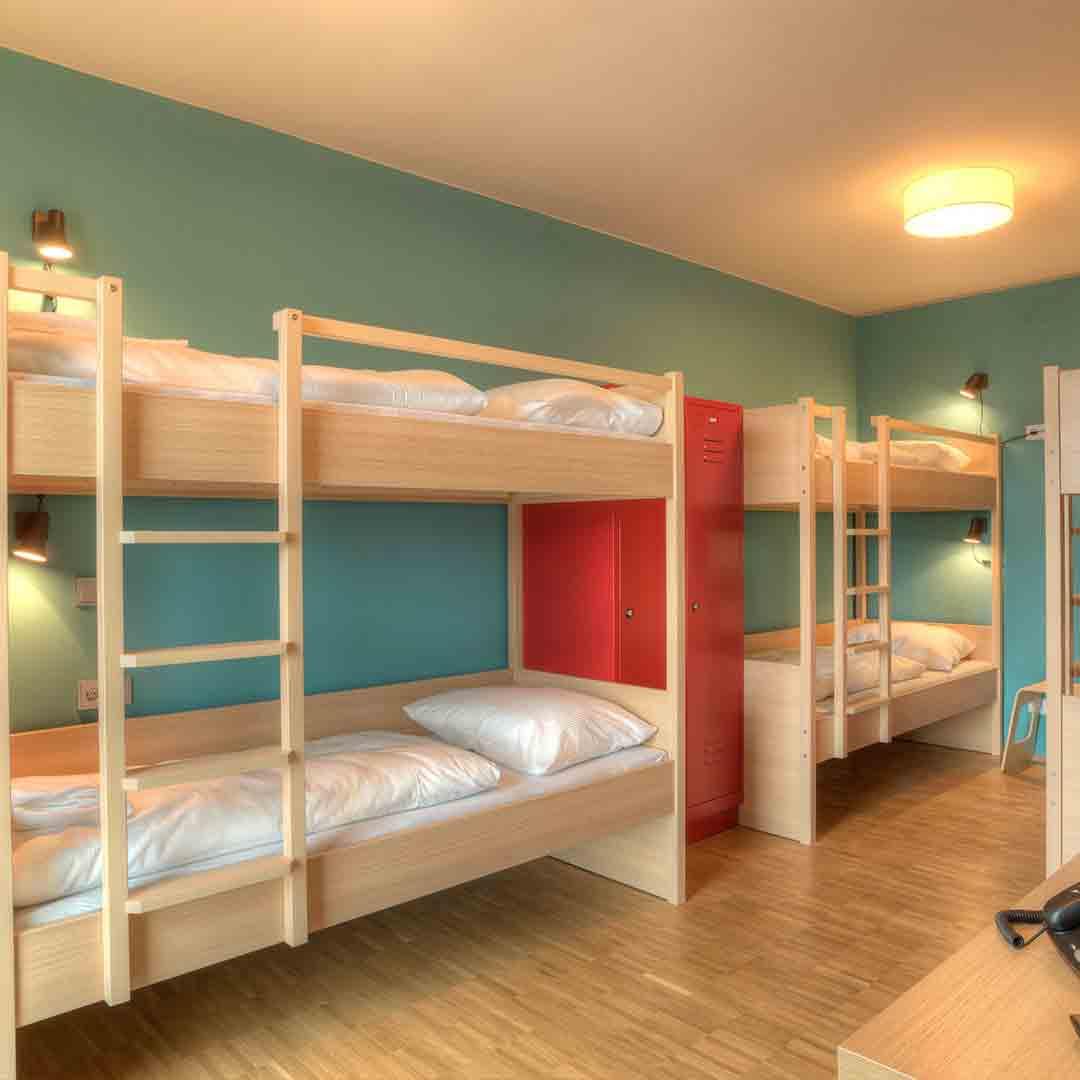 Meininger Convention Centre Dorm