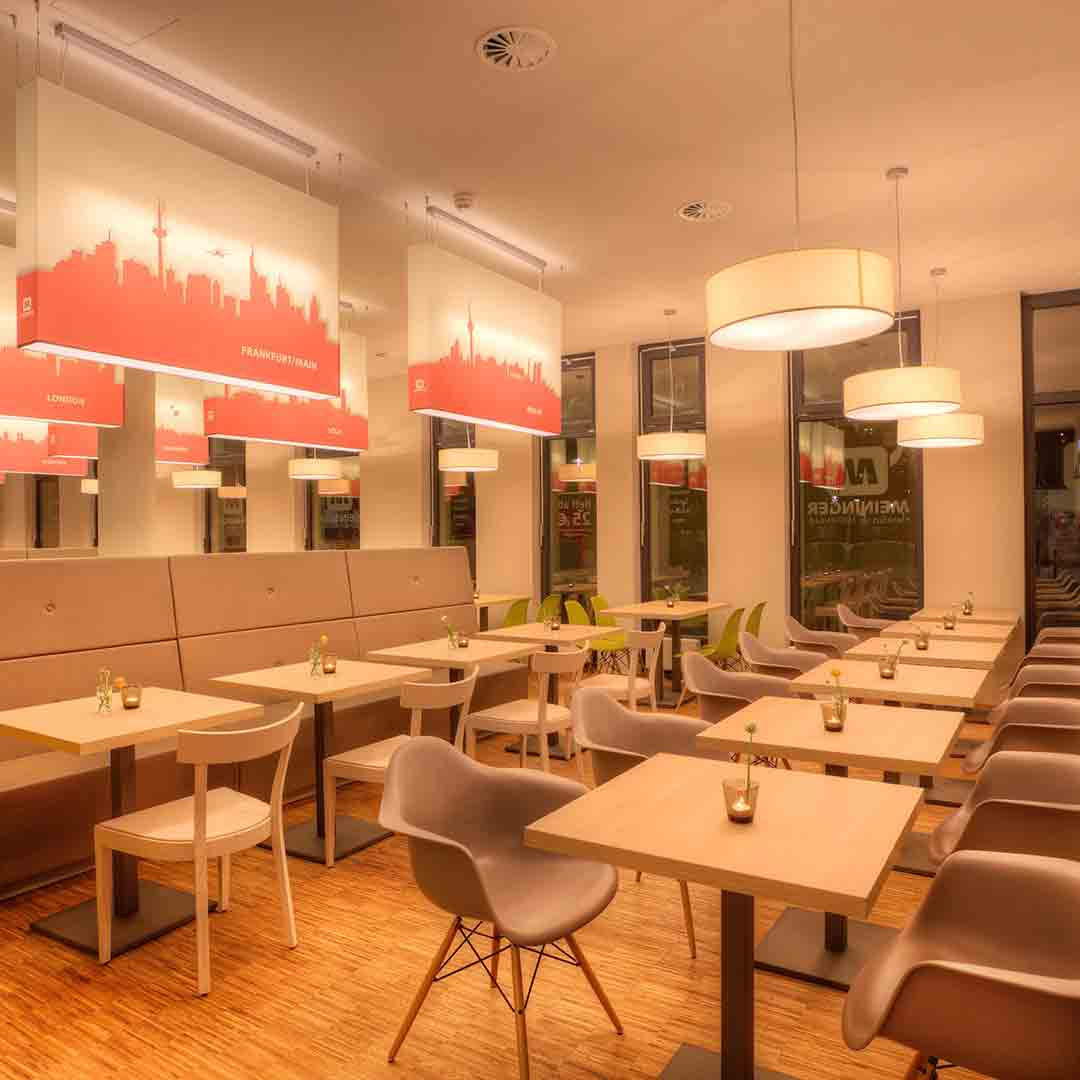 Meininger Convention Centre Dining Room