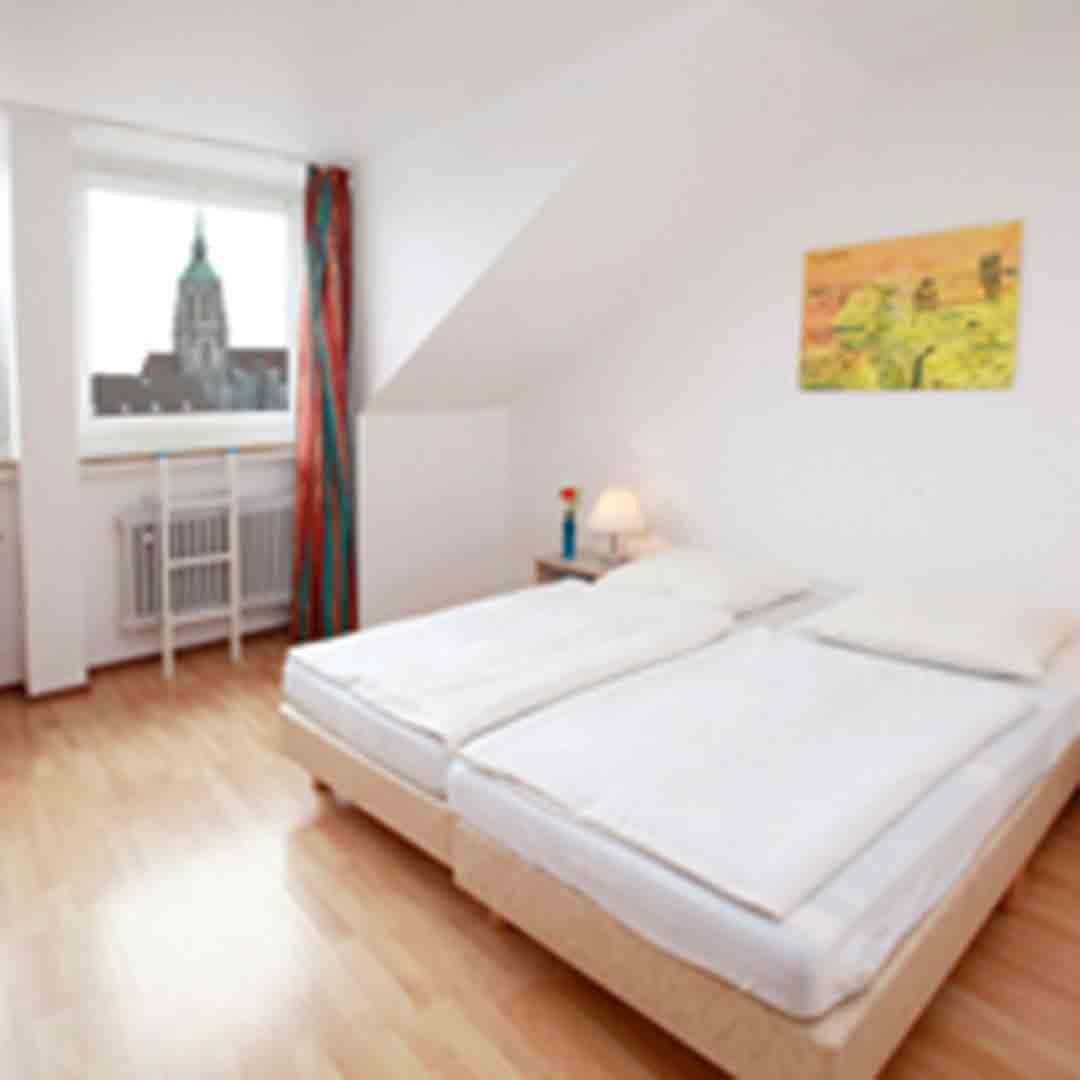 A&O Munich Double Room