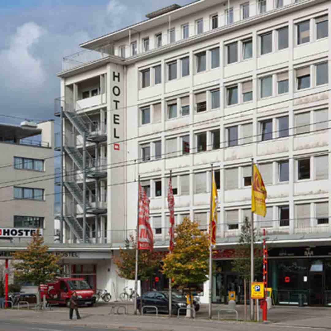 Meininger City Hostel, Munich