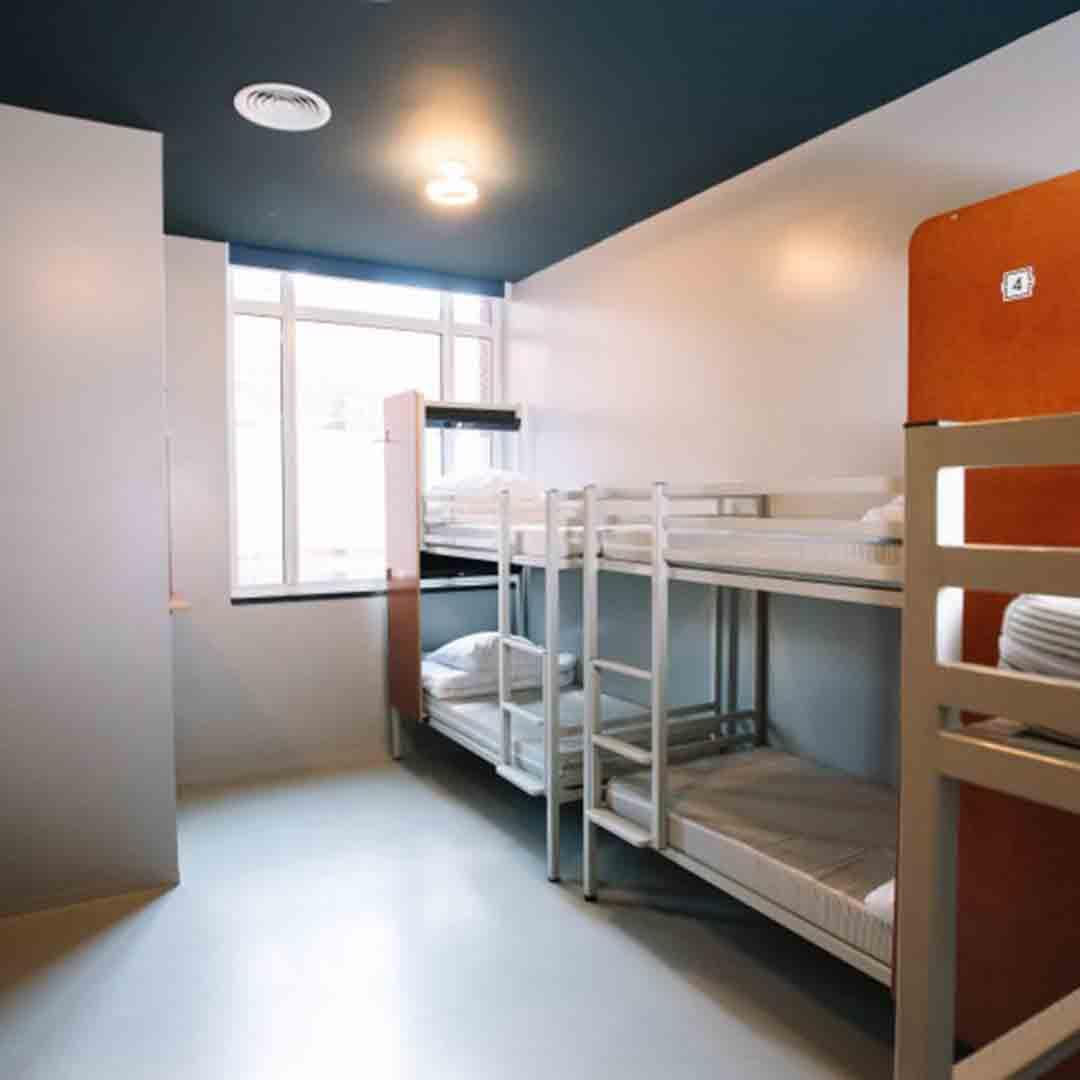 ClinkNoord Hostel Dorm