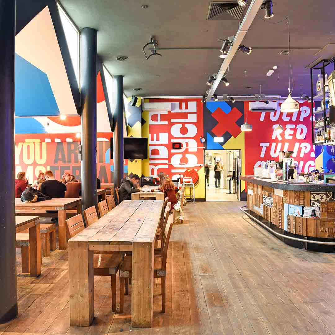 Hans Brinker Amsterdam Bar