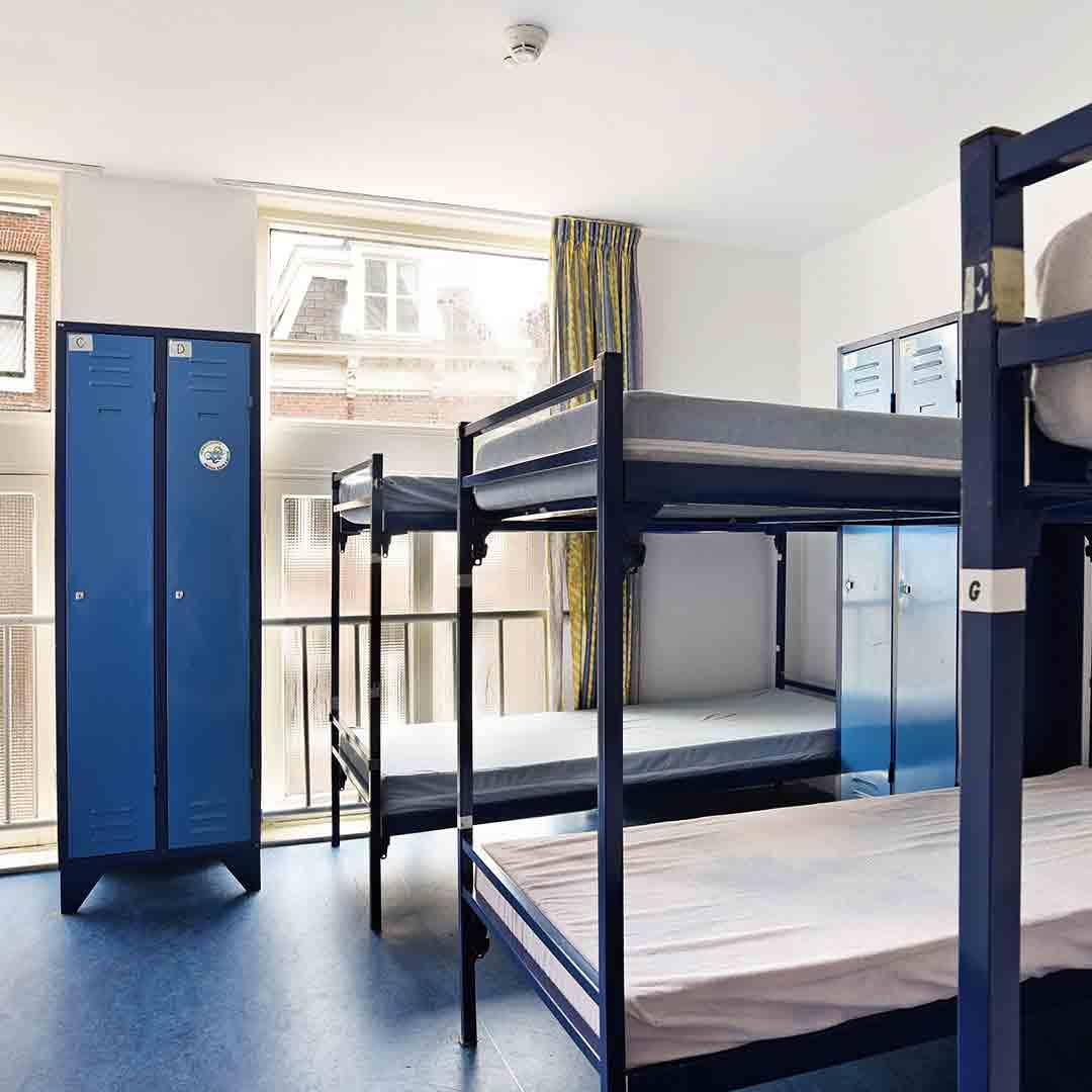Hans Brinker Amsterdam Dorm 2