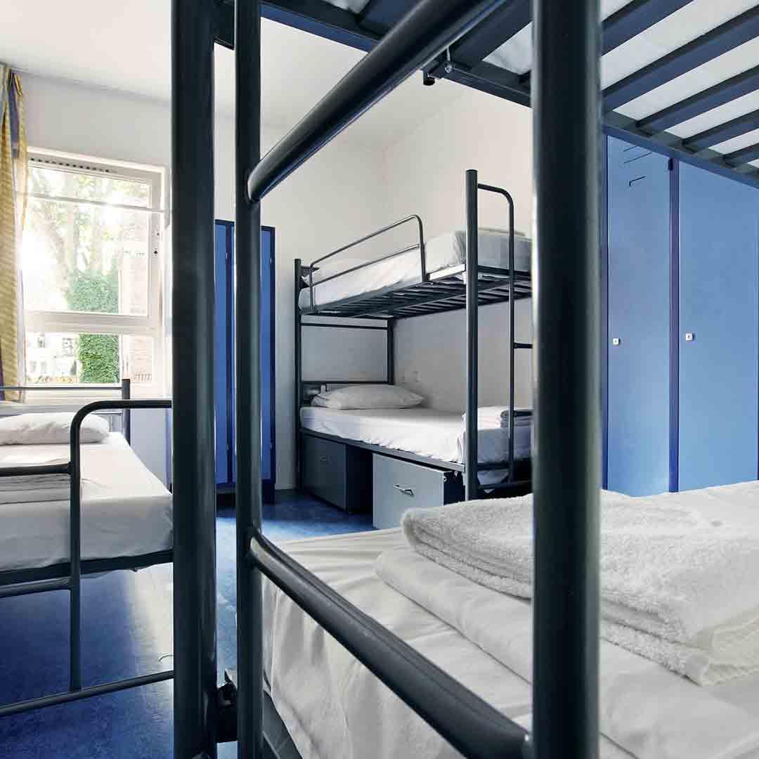 Hans Brinker Amsterdam Dorm