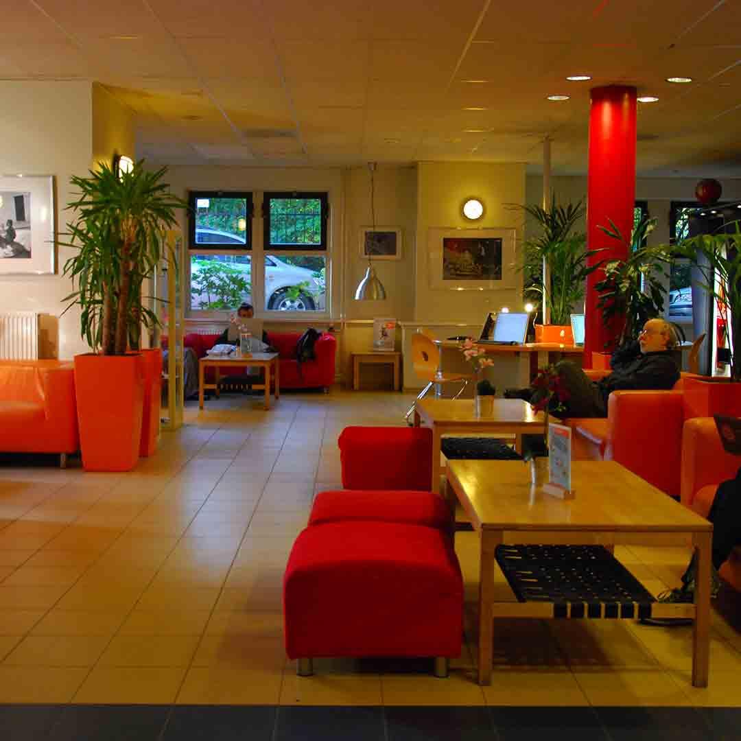 Stay Okay Vondelpark Lobby