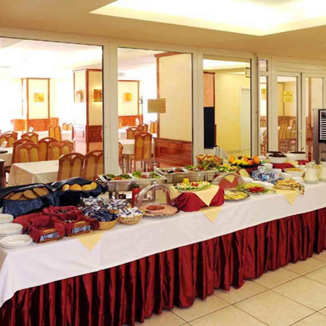 Atlas City Hotel Breakfast