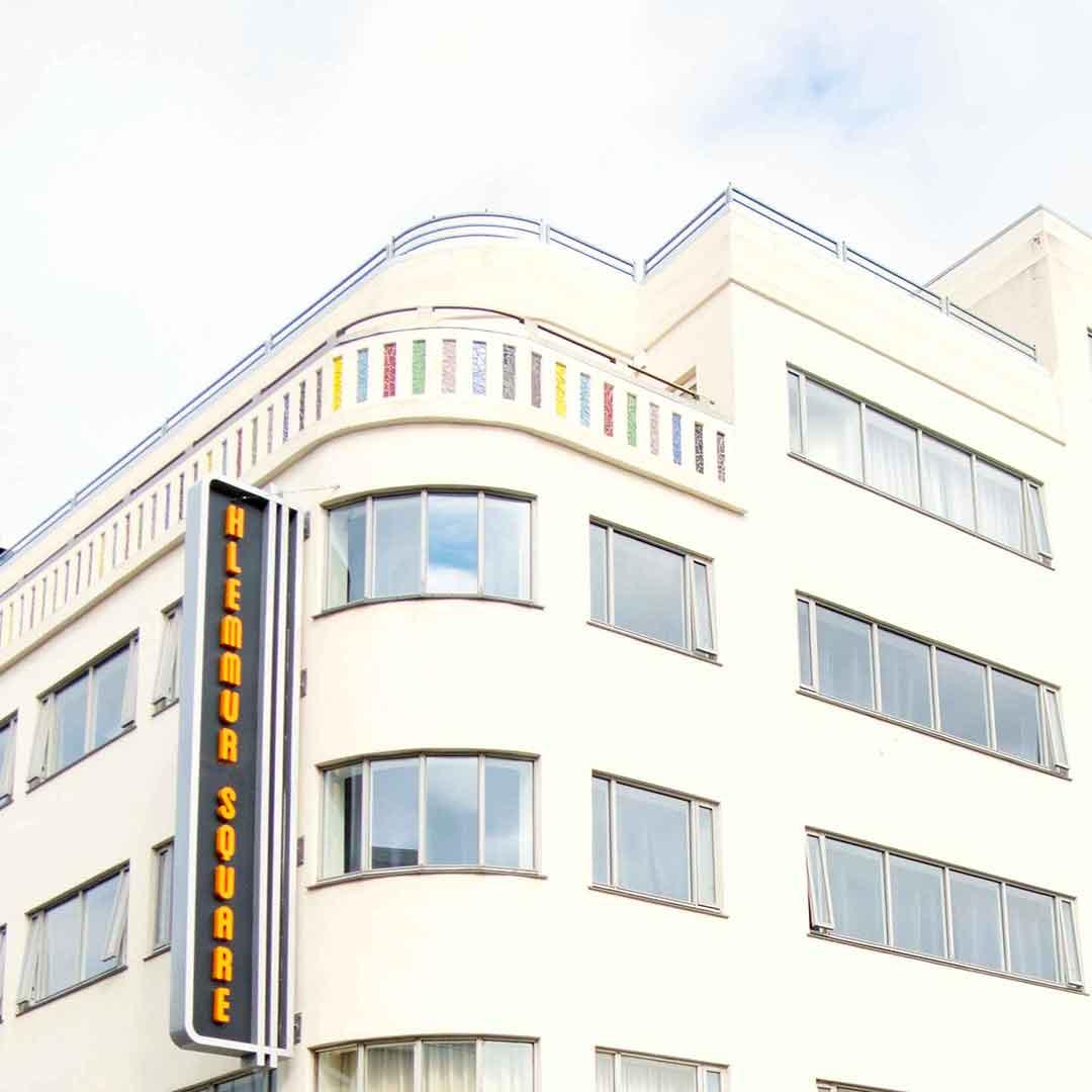 Hlemmur Square Hostel