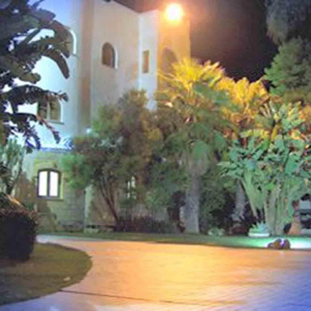 Hotel Akrabello Exterior 2