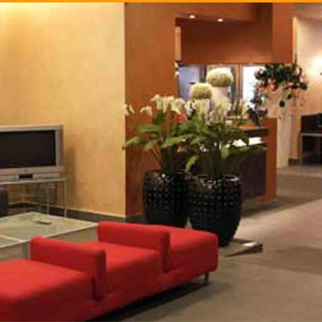 Albergo Athenaeum Lobby