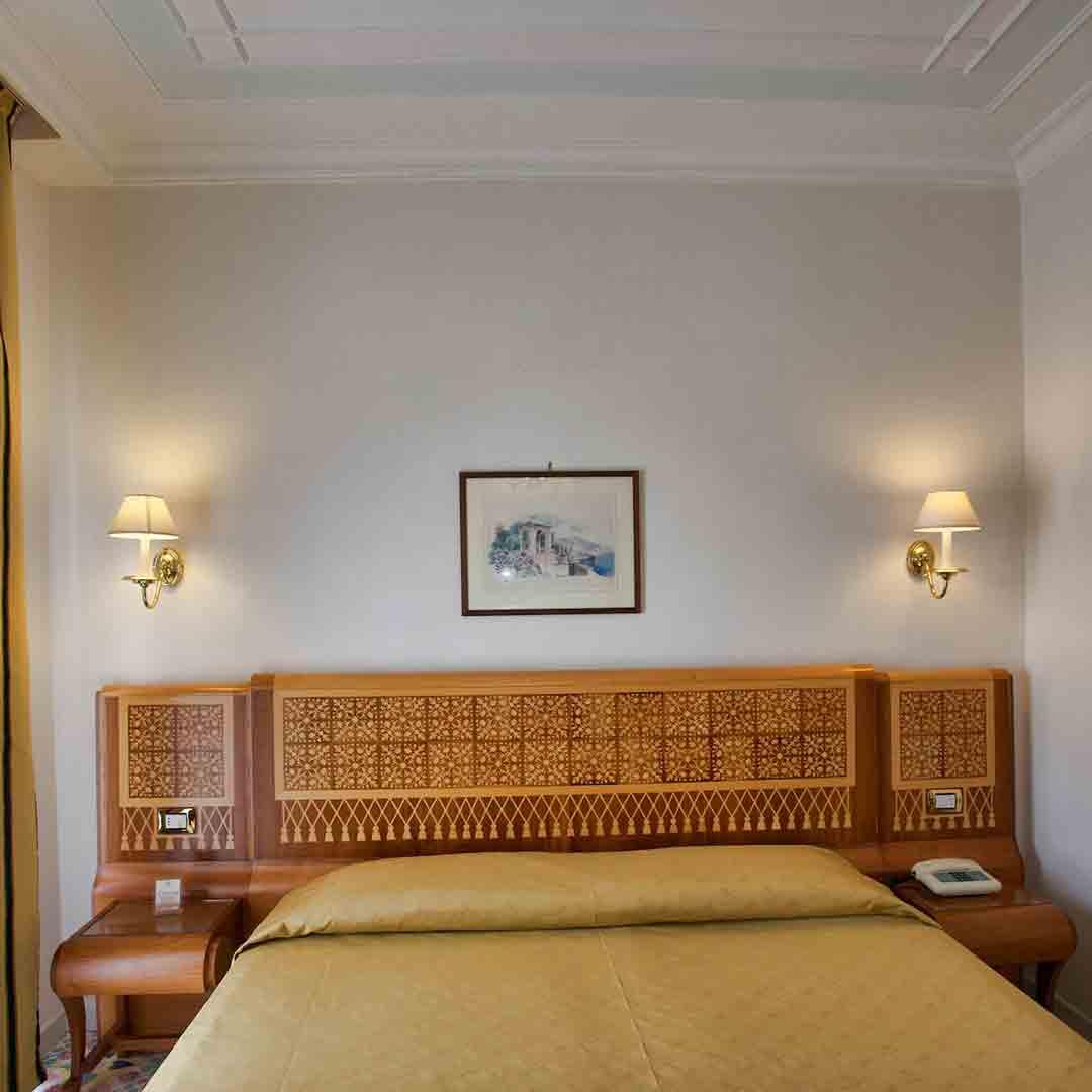 Grand Hotel Flora Room