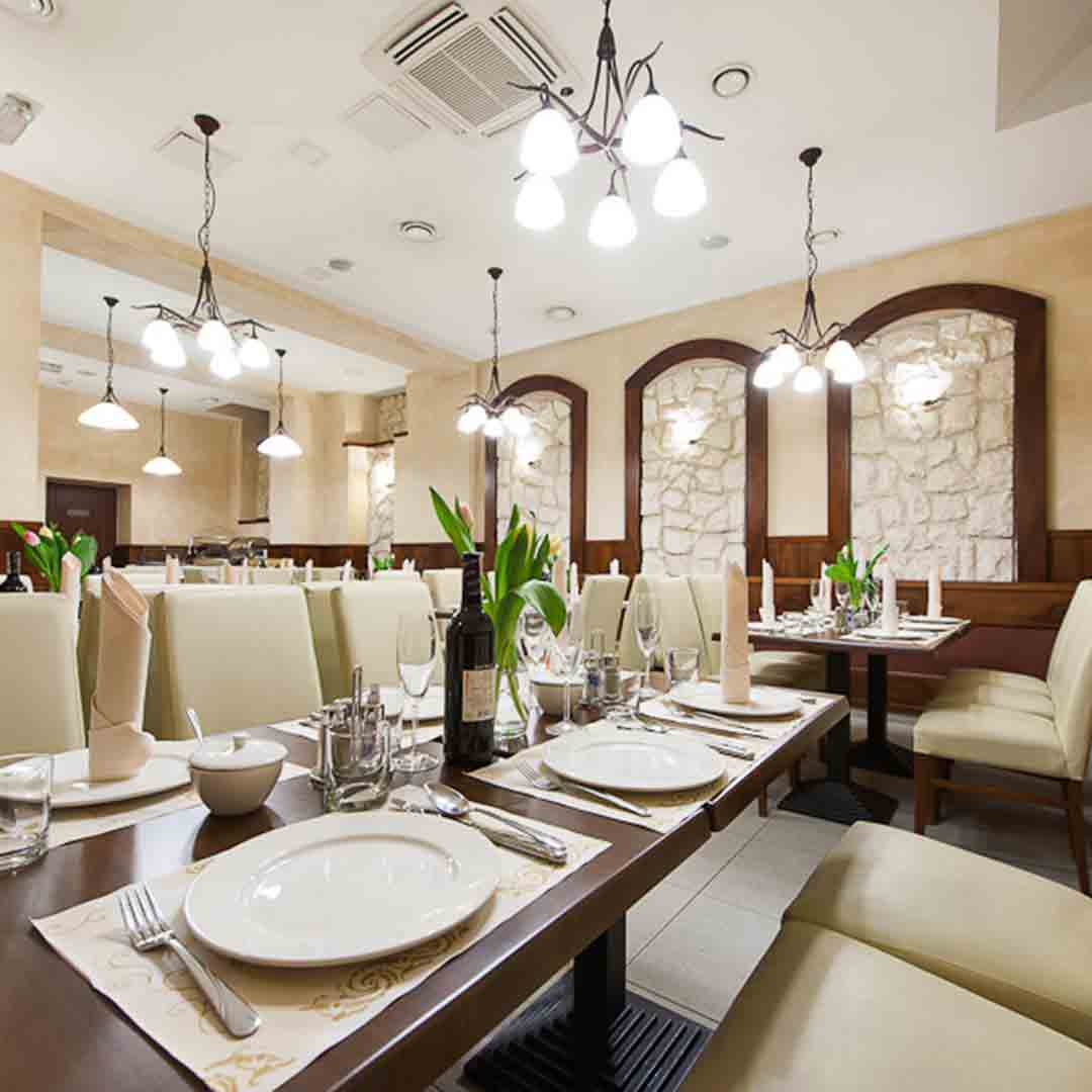 Alexander II Dining Room