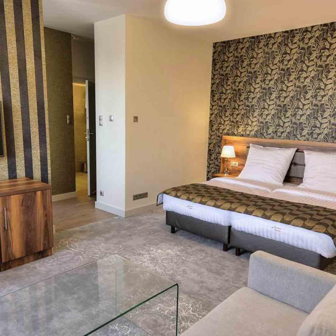 Aparthotel Midowa Room